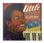 "LP ✦ LITTLE RICHARD ✦ ""Get Rich Quick"" The Birth Of A Legend 1954/57"